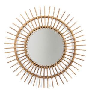 Espejo de Ratán Aura