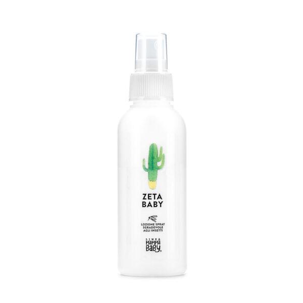 Zeta baby Spray Anti insectos 100ml pekemolon 1
