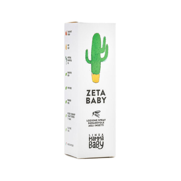 Zeta baby Spray Anti insectos 100ml pekemolon 2
