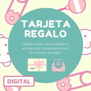 Tarjeta regalo Digital Pekemolon