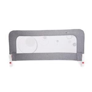 Barrera de cama plegable 120 x 50 cm