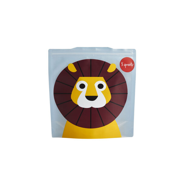 bolsa bocadillo 2 bolsas leon pekemolon 1