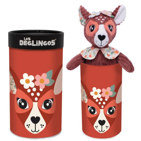 Peluches Originales en caja 33cm - Les Déglingos