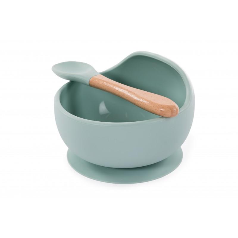 Bowl de silicona con ventosa - Bebejou