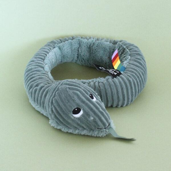 Peluche serpiente - Les Déglingos