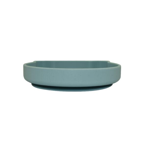 Plato de silicona con ventosa - Bebejou