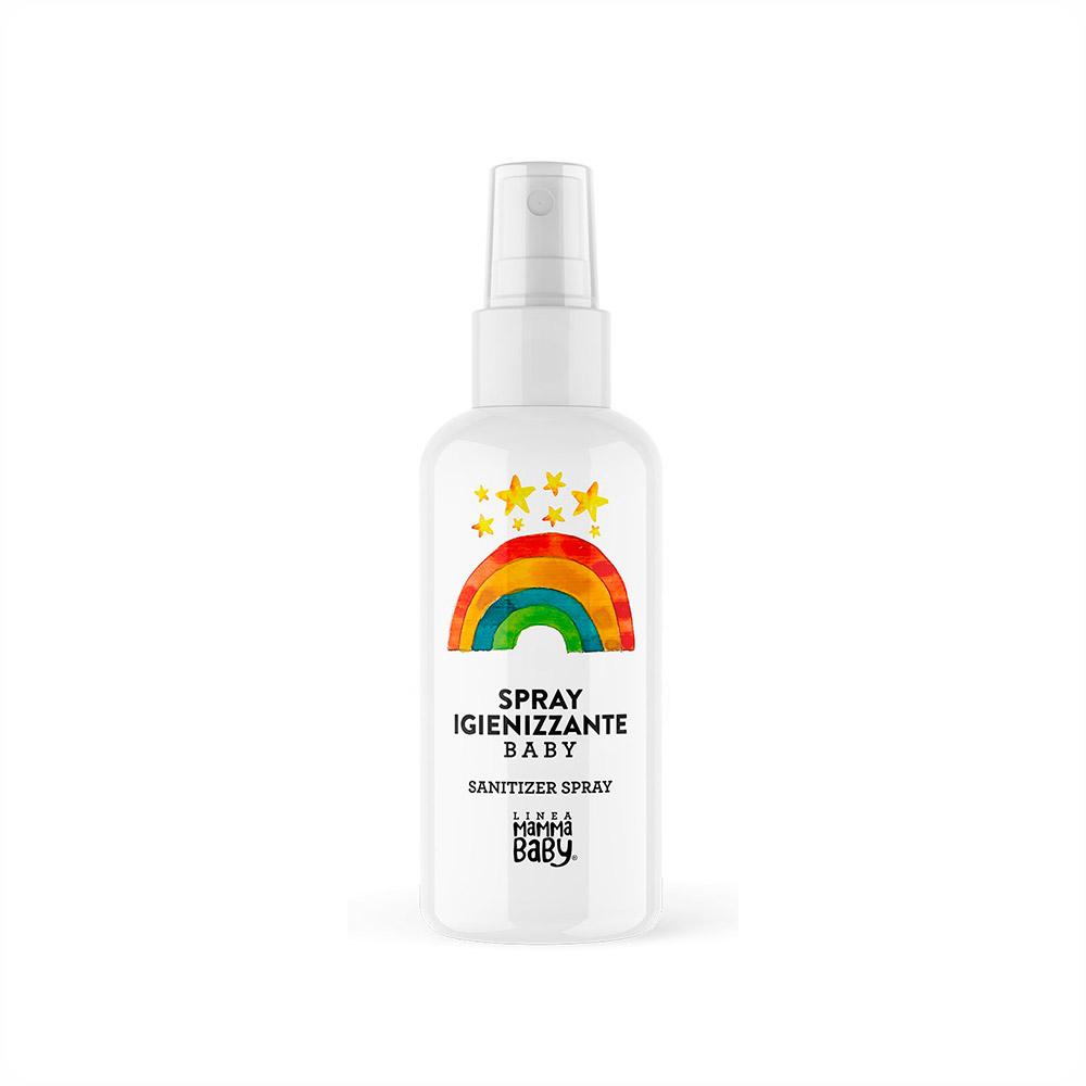 Spray Hidroalcohólico - Mammababy